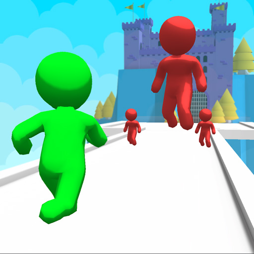 Giant Clash 3D – Join Color Run Race Rush Games 0.9 APK MODs Unlimited money free Download on Android