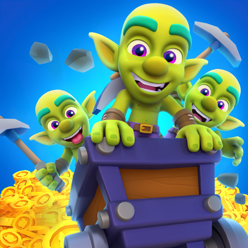 Gold and Goblins Idle Miner 1.1.5 APK MODs Unlimited money free Download on Android