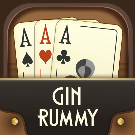 Grand Gin Rummy The classic Gin Rummy Card Game 1.4.5 APK MODs Unlimited money free Download on Android