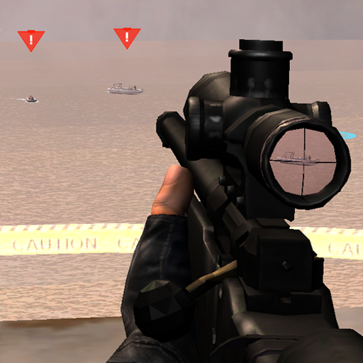 Guardian on the Sea Shooting Pirates 1.0.4 APK MODs Unlimited money free Download on Android