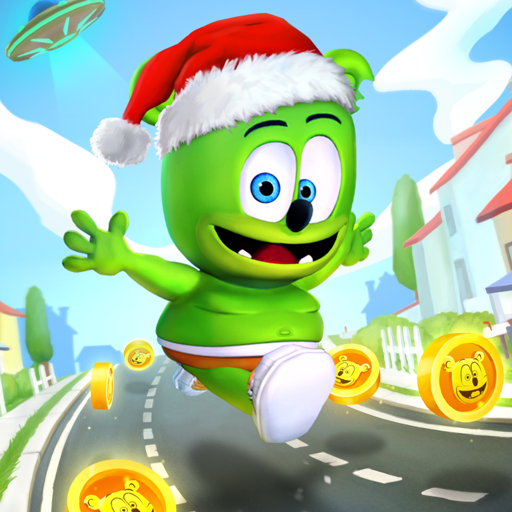 Gummy Bear Run – Endless Running Games 2021 1.5.6 APK MODs Unlimited money free Download on Android