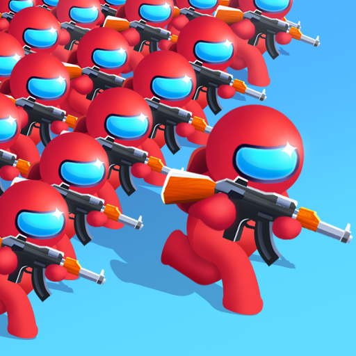 Gun Clash 3D Imposter Battle 2.1.0 APK MODs Unlimited money free Download on Android