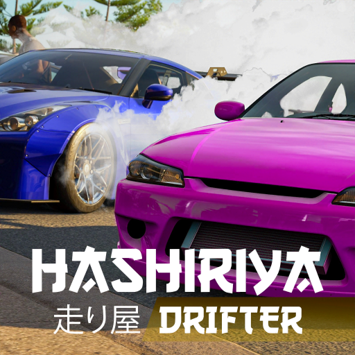 Hashiriya Drifter Online Drift Racing Multiplayer 1.6.7 APK MODs Unlimited money free Download on Android