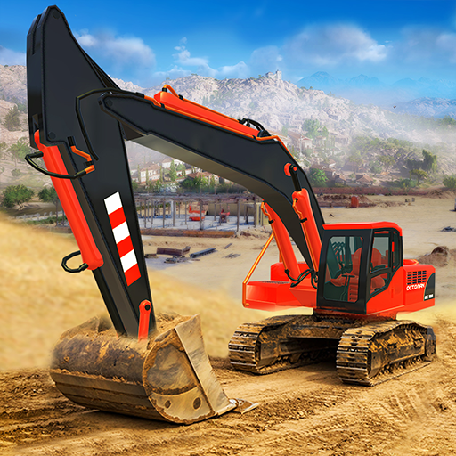 Heavy Excavator Simulator 2020 3D Excavator Games 2.0.9 APK MODs Unlimited money free Download on Android