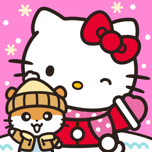 Hello Kitty Friends 1.9.5 APK MODs Unlimited money free Download on Android