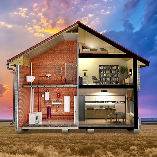 Home Design Amazing Interiors 1.1.30 APK MODs Unlimited money free Download on Android