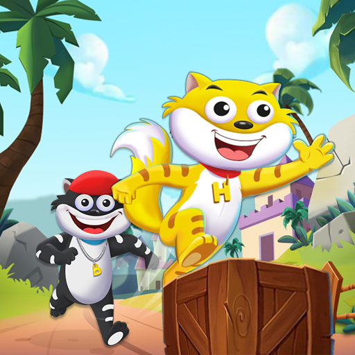 Honey Bunny Ka Jholmaal Games Rise Up Jump Run 1.0.3 APK MODs Unlimited money free Download on Android