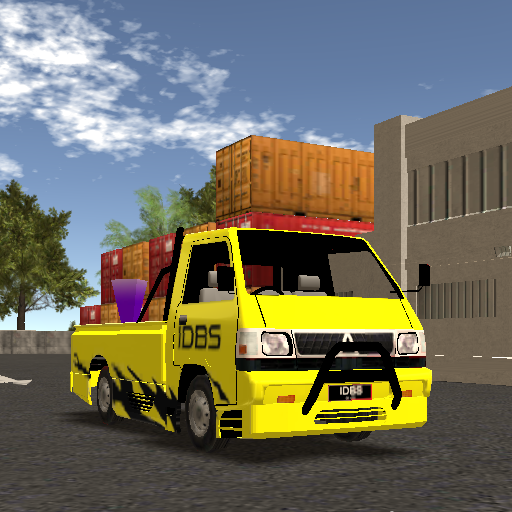 IDBS Pickup Simulator 3.1 APK MODs Unlimited money free Download on Android