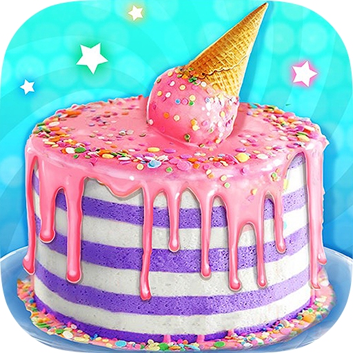 Ice Cream Cone Cake – Sweet Trendy Desserts 1.3 APK MODs Unlimited money free Download on Android