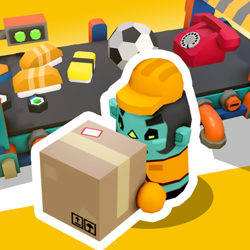 Idle Super Factory 1.1.1 APK MODs Unlimited money free Download on Android