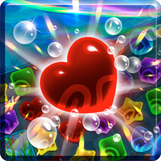 Jewel Abyss Match3 puzzle 1.16.0 APK MODs Unlimited money free Download on Android