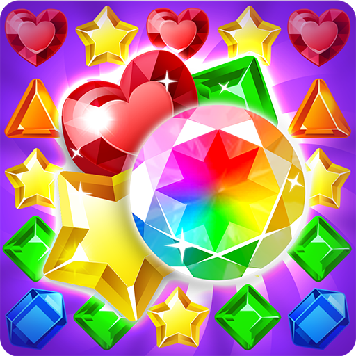 Jewel Match King Quest 21.0223.09 APK MODs Unlimited money free Download on Android