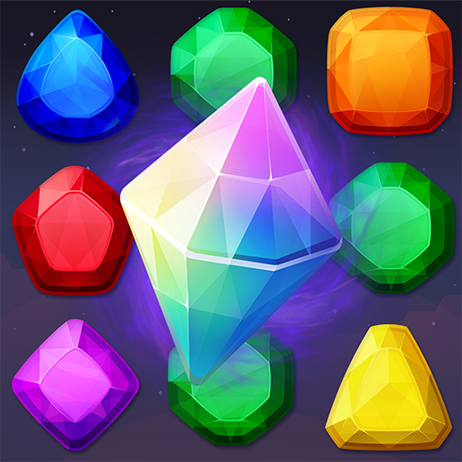 Jewel Quest – Magic Match 1.08 APK MODs Unlimited money free Download on Android
