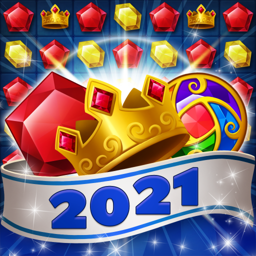 Jewels Fantasy Crush Match 3 Puzzle 1.2.1 APK MODs Unlimited money free Download on Android