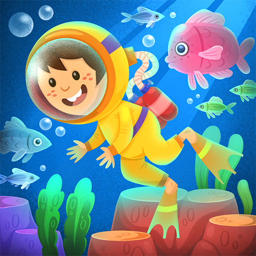 Kiddos under the Sea Fun Early Learning Games 1.0.3 APK MODs Unlimited money free Download on Android