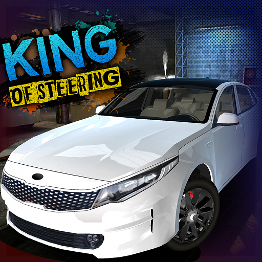 King of Steering KOS- Car Racing Game 3.7.0 APK MODs Unlimited money free Download on Android