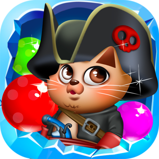 Kitty Bubble Puzzle pop game 1.0.3 APK MODs Unlimited money free Download on Android