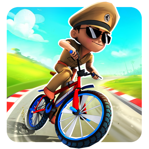 Little Singham Cycle Race 1.1.173 APK MODs Unlimited money free Download on Android