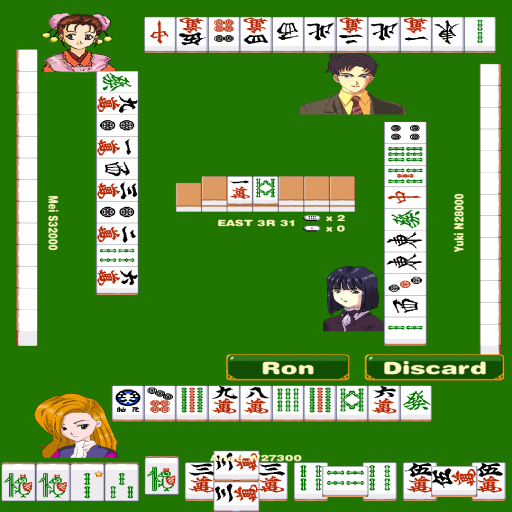 Mahjong School Learn Japanese Mahjong Riichi 1.2.7 APK MODs Unlimited money free Download on Android