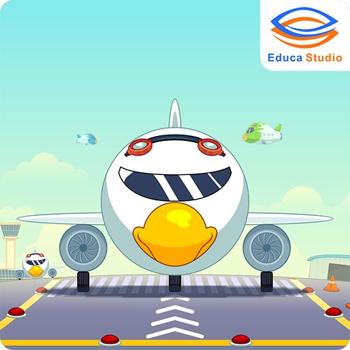 Marbel Airport Adventure 5.0.4 APK MODs Unlimited money free Download on Android