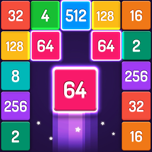 Merge Block – 2048 Puzzle 2.8 APK MODs Unlimited money free Download on Android