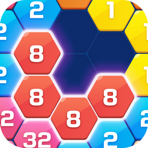 Merge Block Puzzle – 2048 Hexa 1.4.7 APK MODs Unlimited money free Download on Android