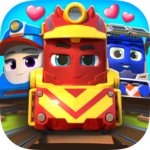 Mighty Express – Play Learn with Train Friends 1.2.8 APK MODs Unlimited money free Download on Android