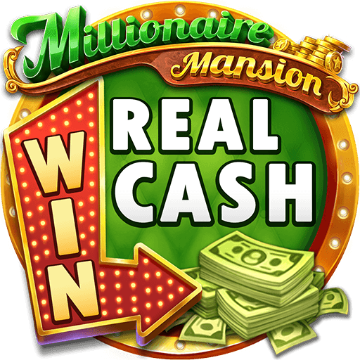 Millionaire Mansion Win Real Cash in Sweepstakes 3.8 APK MODs Unlimited money free Download on Android