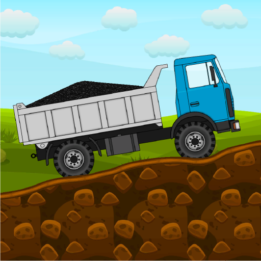 Mini Trucker – 2D offroad truck simulator 1.4.0 APK MODs Unlimited money free Download on Android