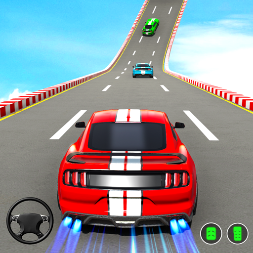 Muscle Car Stunts 2020 Mega Ramp Stunt Car Games 1.5 APK MODs Unlimited money free Download on Android