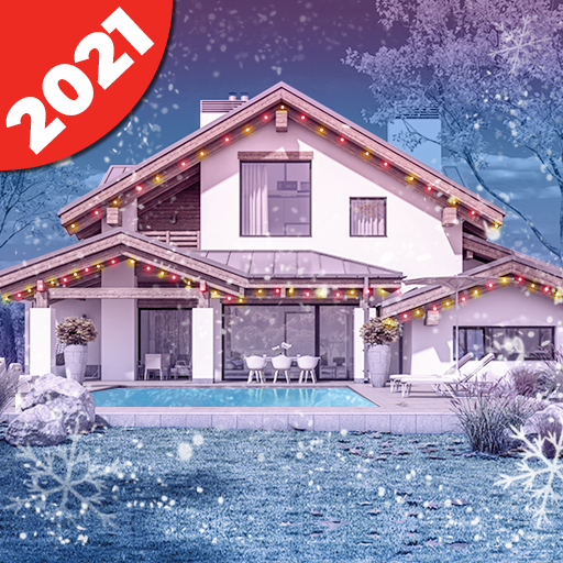 My Home Makeover Design Dream House of Word Games 1.4 APK MODs Unlimited money free Download on Android