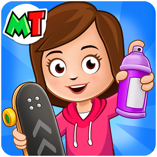 My Town After School Neighborhood Street 1.09 APK MODs Unlimited money free Download on Android