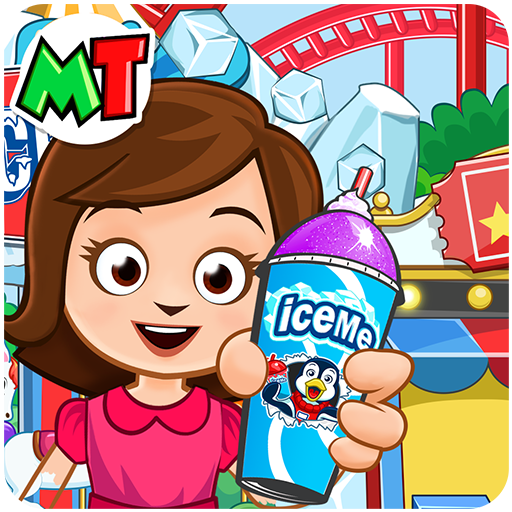 My Town Fun Amusement Park Game for Kids Free 1.06 APK MODs Unlimited money free Download on Android