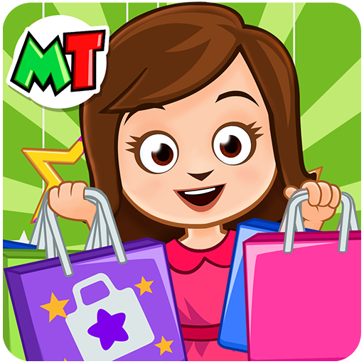 My Town Shopping Mall – Shop Dress Up Girl Game 1.12 APK MODs Unlimited money free Download on Android