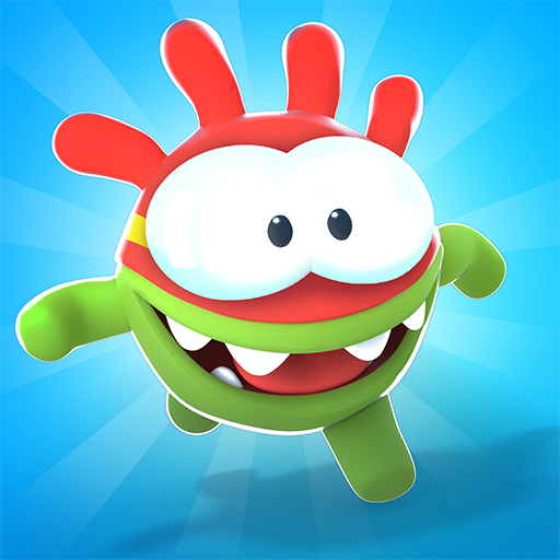 Om Nom Run 1.3.1 APK MODs Unlimited money free Download on Android