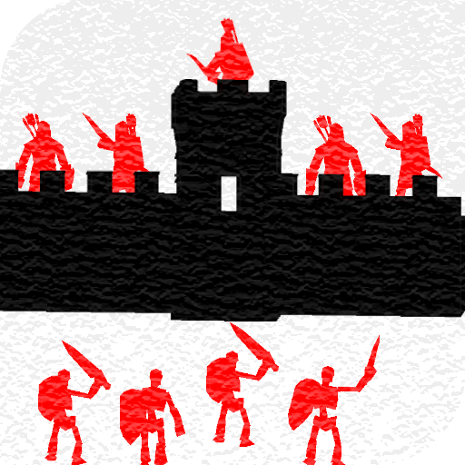 One on one Siege of castles – Offline strategy 42 APK MODs Unlimited money free Download on Android