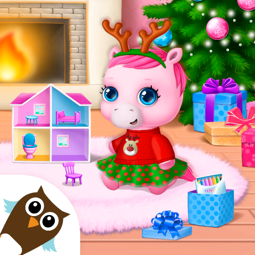 Pony Sisters Christmas – Secret Santa Gifts 3.0.40021 APK MODs Unlimited money free Download on Android