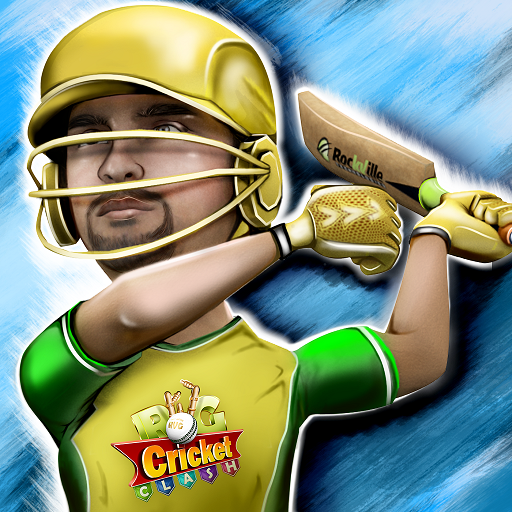 RVG Cricket Clash PVP Multiplayer Cricket Game 1.1 APK MODs Unlimited money free Download on Android