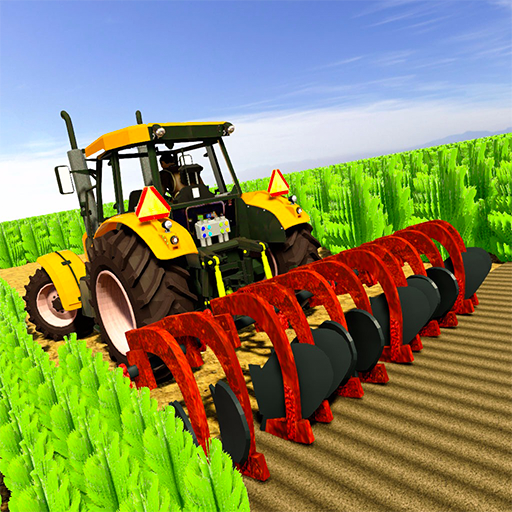 Real Farming Tractor Farm Simulator Tractor Games 1.20 APK MODs Unlimited money free Download on Android