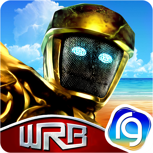 Real Steel World Robot Boxing 55.55.121 APK MODs Unlimited money free Download on Android