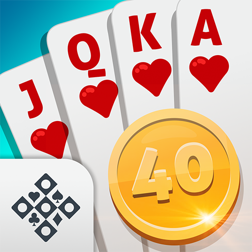 Scala 40 Online – Free Card Game 104.1.37 APK MODs Unlimited money free Download on Android