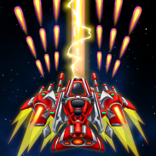 Sky Raptor Space Shooter – Alien Galaxy Attack 1.2.4 APK MODs Unlimited money free Download on Android