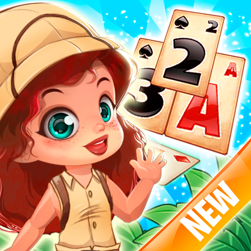 Solitaire Tripeaks – Lost Worlds Adventure 4.4 APK MODs Unlimited money free Download on Android