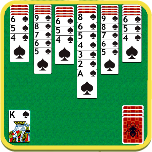Spider Solitaire 4.9.2 APK MODs Unlimited money free Download on Android