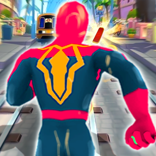 Super Heroes Run Subway Runner 1.1.3 APK MODs Unlimited money free Download on Android