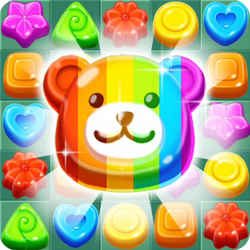 Sweet Jelly Pop 2021 – Match 3 Puzzle 1.0 APK MODs Unlimited money free Download on Android
