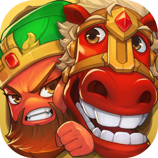 Three Kingdoms Romance of Heroes 1.5.3 APK MODs Unlimited money free Download on Android