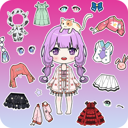 Vlinder Doll – Dress up Games Avatar Creator 2.6.7 APK MODs Unlimited money free Download on Android