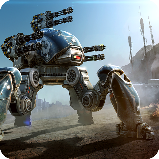 War Robots Test 6.7.1 APK MODs Unlimited money free Download on Android