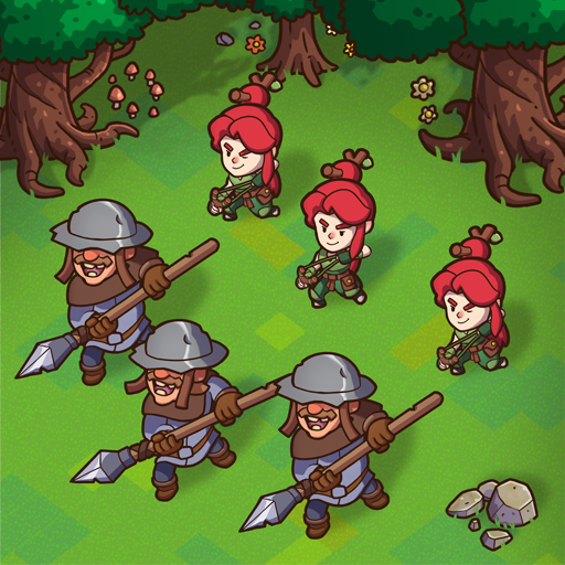 Warfronts Battle For Toria PvP MMO Strategy Game 2.8.2 APK MODs Unlimited money free Download on Android